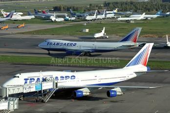 VP-BGW - Transaero Airlines Boeing 747-300