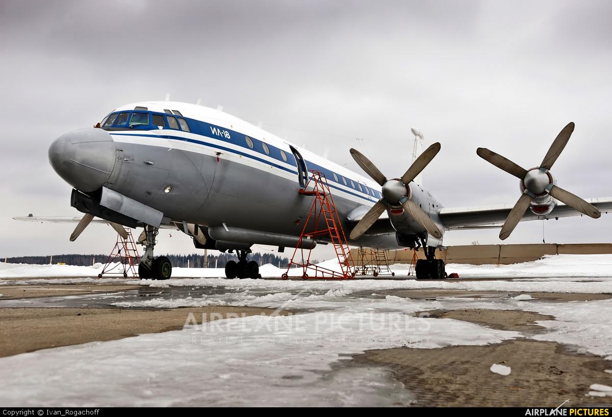 Russia - Air Force RA-75917 aircraft at Ivanovo - Severny