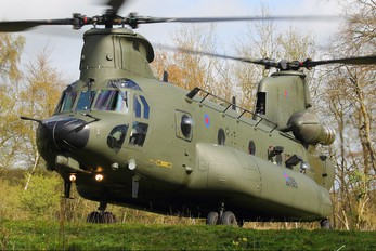 ZH897 - Royal Air Force Boeing Chinook HC.3