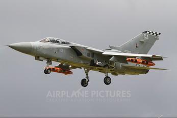 ZE203 - UK - QinetiQ Panavia Tornado F.3