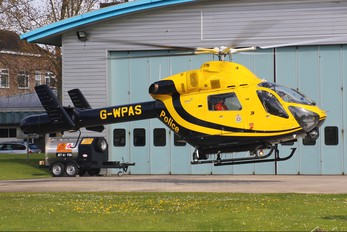 G-WPAS - UK - Police Services MD Helicopters MD-902 Explorer