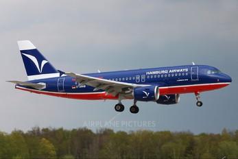 D-AHHB - Hamburg Airways Airbus A319