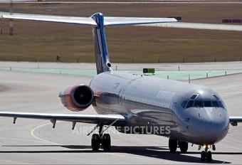 LN-ROP - SAS - Scandinavian Airlines McDonnell Douglas MD-82