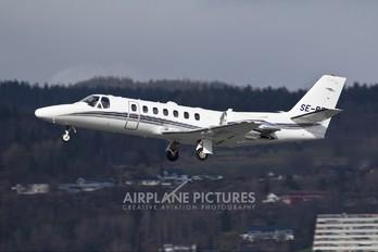 SE-RGZ - Private Cessna 560 Citation Encore