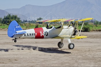 CC-KWZ - Private Boeing Stearman, Kaydet (all models)