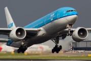 PH-BQL - KLM Boeing 777-200ER aircraft