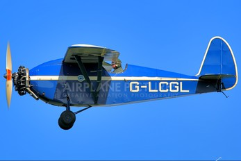 G-LCGL - Private Comper Swift