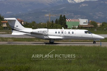 I-YLFC - Private Learjet 40