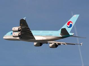 HL7611 - Korean Air Airbus A380