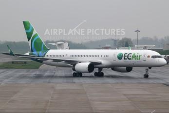 HB-JJD - Equatorial Congo Airlines Boeing 757-200WL