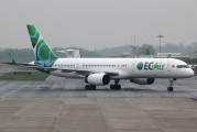 HB-JJD - Equatorial Congo Airlines Boeing 757-200WL aircraft