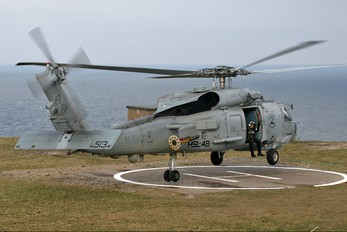 163234 - USA - Navy Sikorsky SH-60 Seahawk