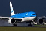 PH-BQE - KLM Boeing 777-200ER aircraft
