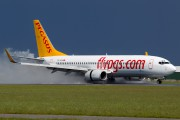 TC-APH - Pegasus Boeing 737-800 aircraft