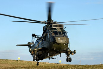 ZA313 - Royal Navy Westland Sea King HC.4