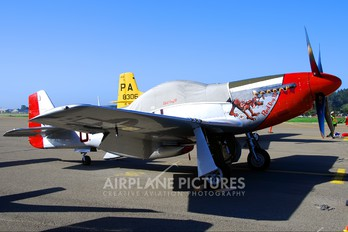N334FS - Private North American P-51D Mustang