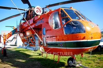 N194AC - Private Sikorsky S-64E Helitanker