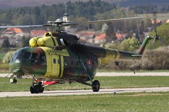 0820 - Slovakia -  Air Force Mil Mi-17