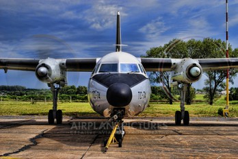TC-74 - Argentina - Air Force Fokker F27-400M Troopship