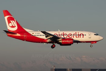 D-AGEN - Air Berlin Boeing 737-700