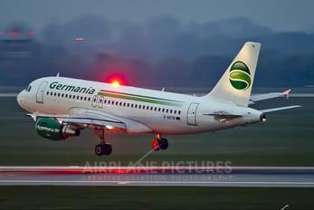 D-ASTB - Germania Airbus A319