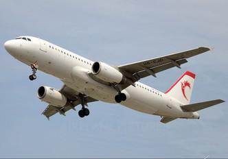 UR-CJD - ATA Airlines Iran Airbus A320