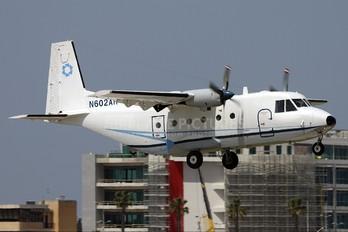 N602AR - EP Aviation Casa C-212 Aviocar