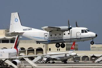 N603AR - EP Aviation Casa C-212 Aviocar