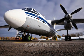 RA-26025 - Ulyanovsk Higher Civil Aviation School Antonov An-26 (all models)