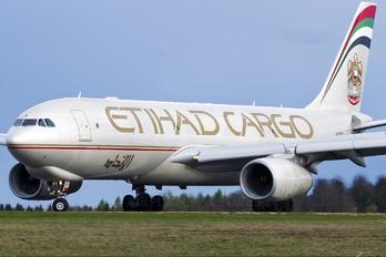 A6-DCA - Etihad Cargo Airbus A330-200F