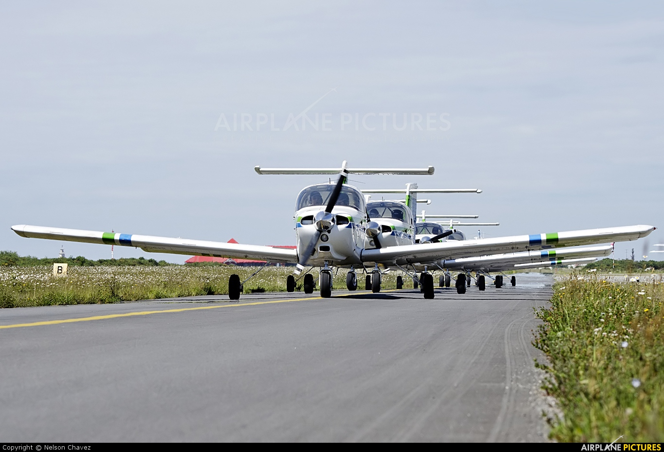 Private CC-KSP aircraft at Puerto Montt - Marcel Marchat