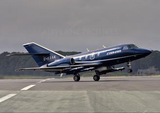 G-FRAK - Cobham Aviation Dassault Falcon 20