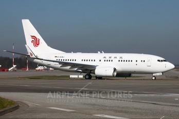 D-ACBJ - Beijing Airlines Boeing 737-700 BBJ