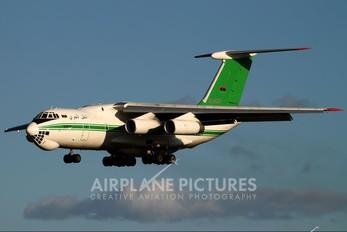 5A-DRS - Libyan Air Cargo Ilyushin Il-76 (all models)