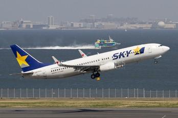 JA737Q - Skymark Airlines Boeing 737-800