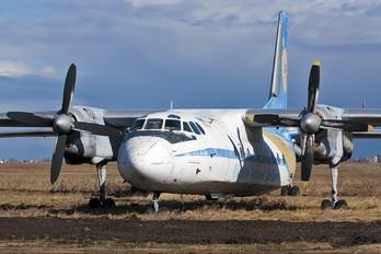 UR-47836 - Ukraine National Airlines Antonov An-24
