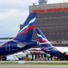 VQ-BBD - Aeroflot Airbus A319