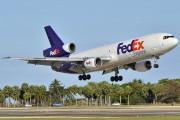 N570FE - FedEx Federal Express McDonnell Douglas DC-10F aircraft