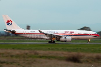 B-6122 - China Eastern Airlines Airbus A330-200