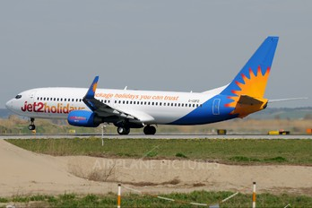 G-GDFD - Jet2 Boeing 737-800