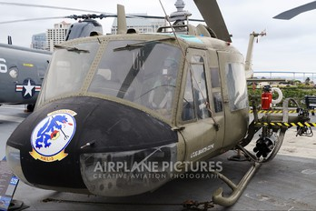 60-3614 - USA - Air Force Bell UH-1B Iroquois
