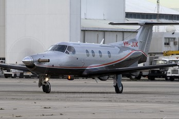 VH-JUK - Private Pilatus PC-12