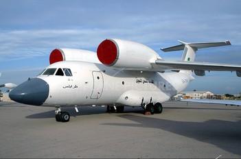 5A-DSH - Allebia Air Cargo Antonov An-72
