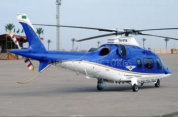 5A-DTB - Libya - Police Agusta / Agusta-Bell A 109E Power