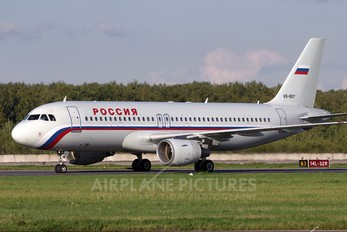 VQ-BDY - Rossiya Airbus A320