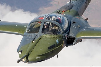 280 - Uruguay - Air Force Cessna A-37B Dragonfly