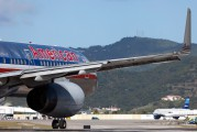 N625AA - American Airlines Boeing 757-200 aircraft