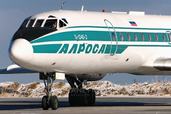 RA-65715 - Alrosa Tupolev Tu-134B