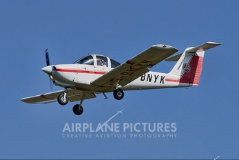 G-BNYK - Private Piper PA-38 Tomahawk