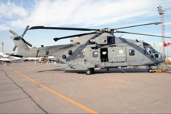 MM81636 - Italy - Navy Agusta Westland AW101 410 Merlin (Italy)